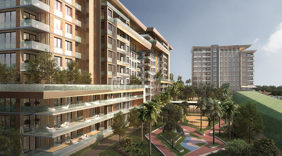 Damas Project D-057 in Istanbul - Exterior picture  04