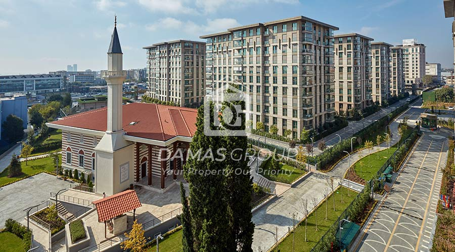 Damas Project D-258 in Istanbul - Exterior picture 05
