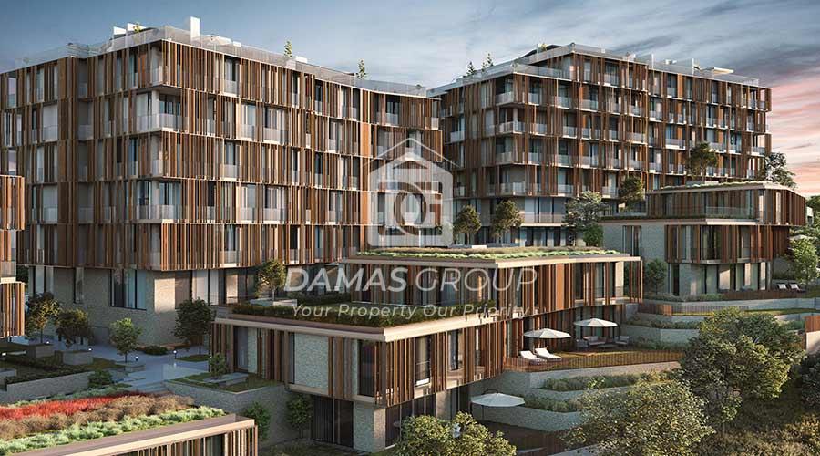 مجمع داماس 248 في اسطنبول  - صورة خارجية  05