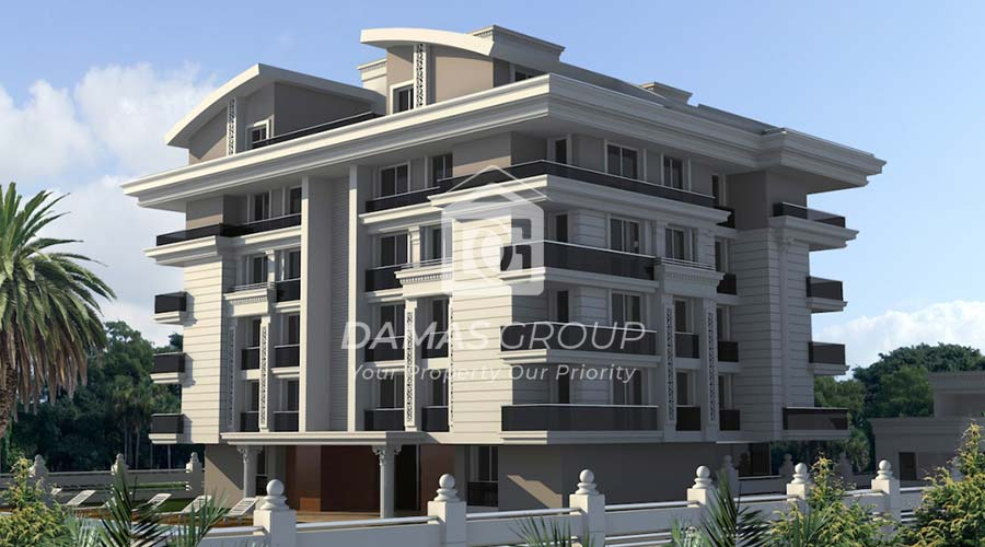 Damas Project D-604 in Antalya - Exterior picture 05