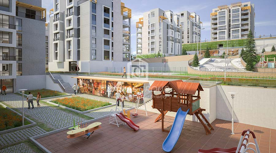 Damas Project D-309 in Bursa - Exterior picture 05