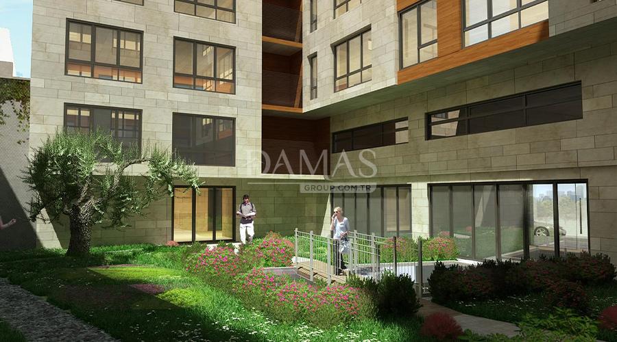 مجمع داماس 084 في اسطنبول  - صورة خارجية 05