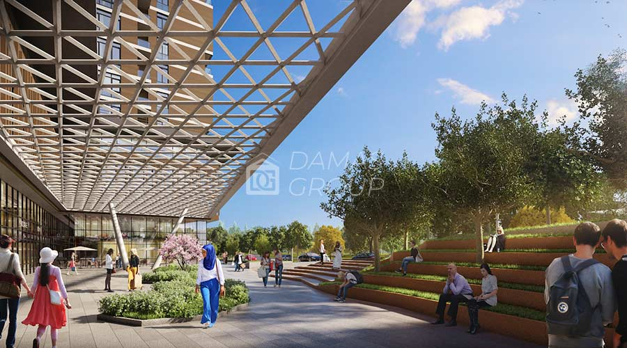 Damas Project D-143 in Istanbul - Exterior picture 05