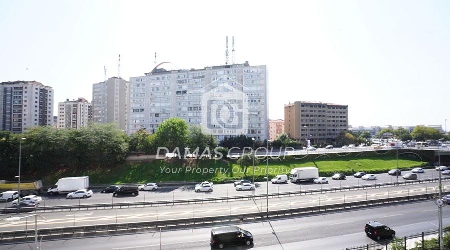 مجمع داماس 084 في اسطنبول - صورة خارجية  03