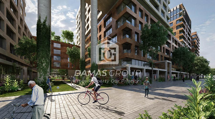 Damas Project D-204 in Istanbul - Exterior picture 05