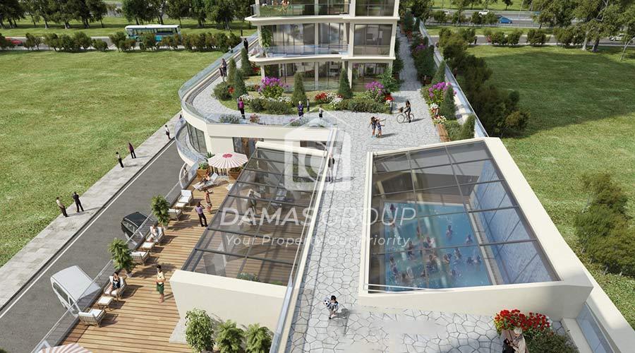 مجمع داماس 196 في اسطنبول  - صورة خارجية  05
