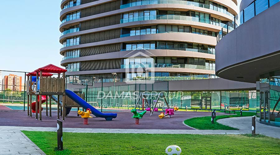 مجمع داماس 293 في اسطنبول  - صورة خارجية  05