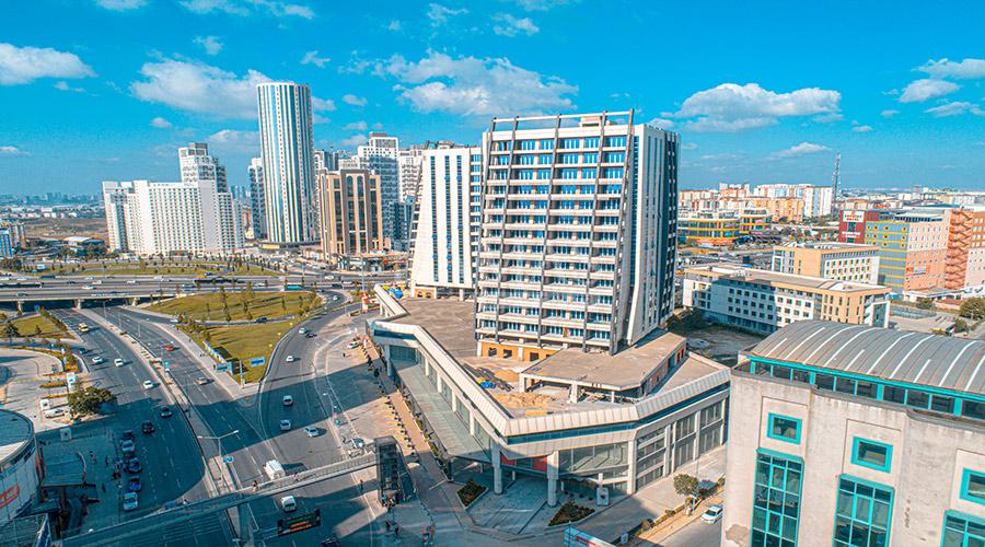مجمع داماس 079 في اسطنبول  - صورة خارجية 05