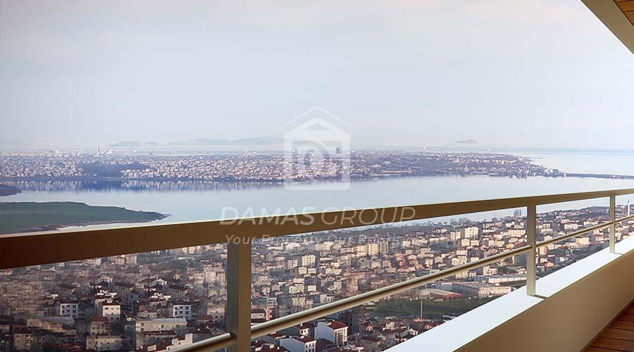مجمع داماس 188 في اسطنبول  - صورة خارجية  05