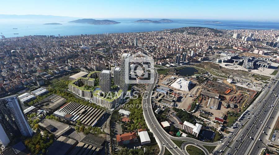 مجمع داماس 286 في اسطنبول  - صورة خارجية  02