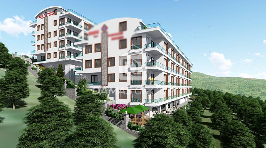 Damas Project D-377 in Yalova - Exterior picture 05