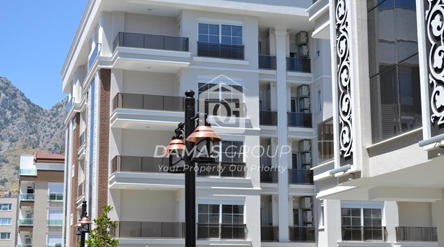 Damas Project D-606 in Antalya - Exterior picture 05