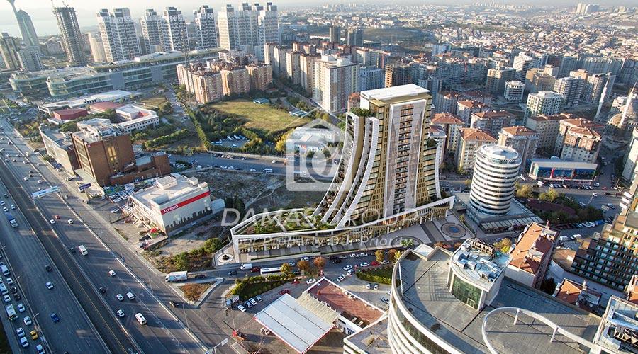مجمع داماس 274 في اسطنبول  - صورة خارجية  05