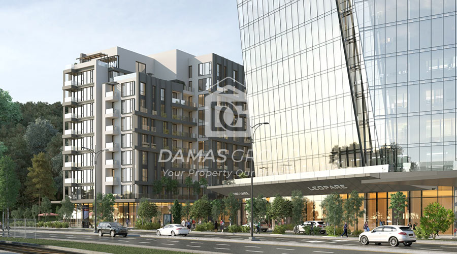 Damas Project D-214 in Istanbul - Exterior picture 05