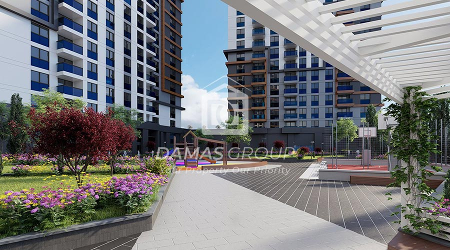 Damas Project D-211 in Istanbul - Exterior picture 05