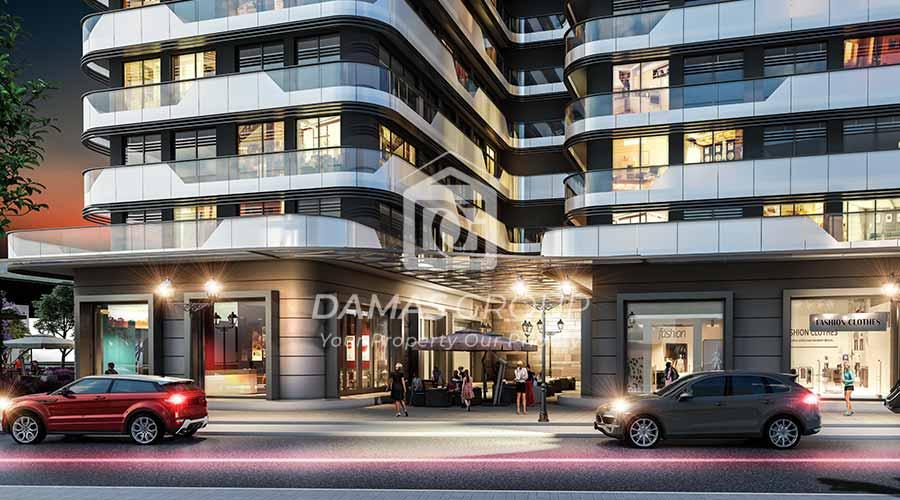 مجمع داماس 169 في اسطنبول  - صورة خارجية 05