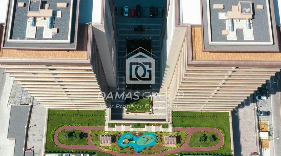 مجمع داماس 284 في اسطنبول  - صورة خارجية  05
