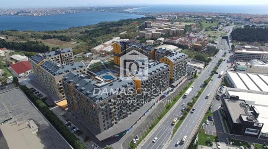 مجمع داماس 263 في اسطنبول  - صورة خارجية  05