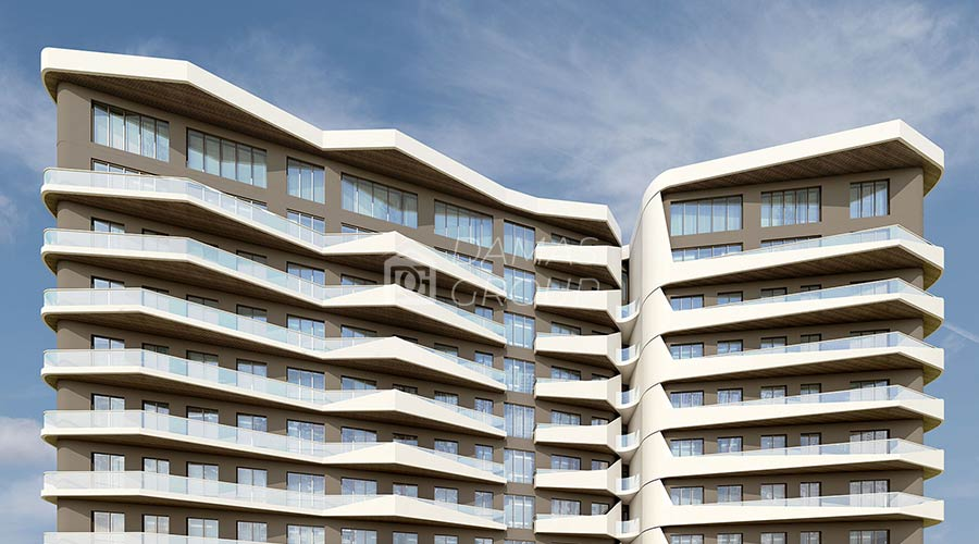 Damas Project D-097 in Istanbul - Exterior picture 05