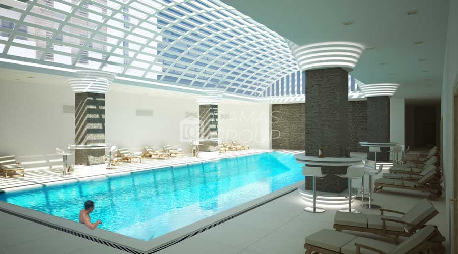 Damas Project D-072 in Istanbul - interior picture 05