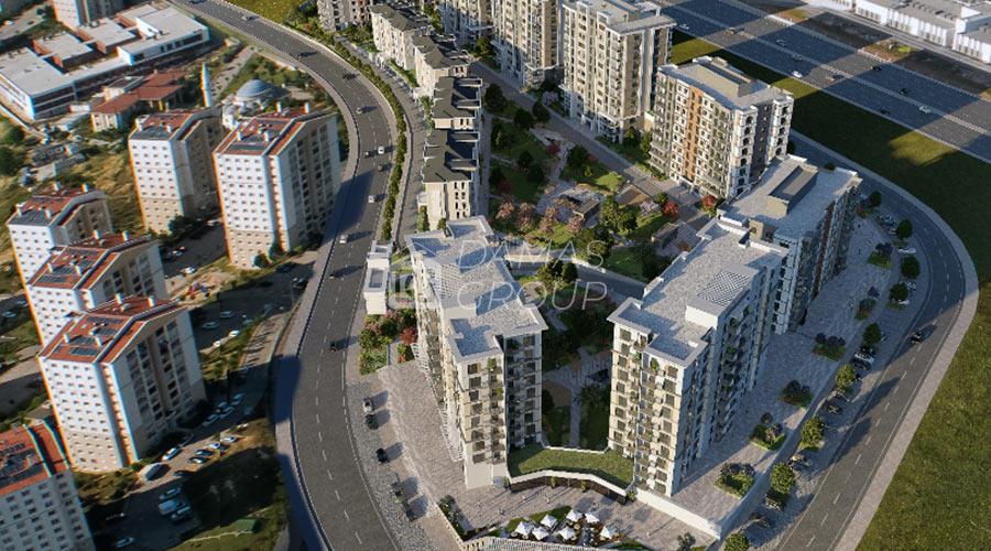 مجمع داماس 026 في اسطنبول  - صورة خارجية  05