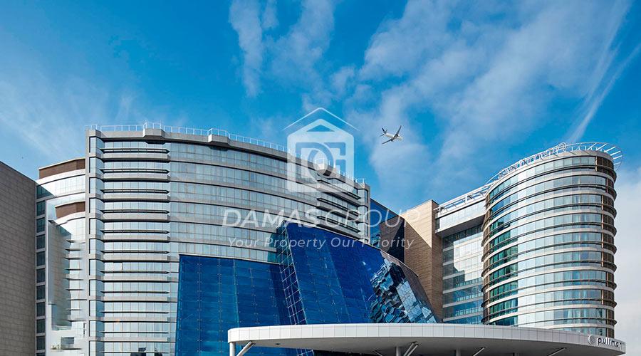 مجمع داماس 231 في اسطنبول  - صورة خارجية  05