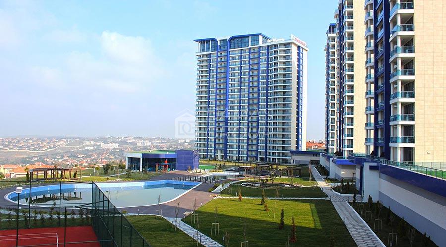 مجمع داماس 118 في اسطنبول  - صورة خارجية  05