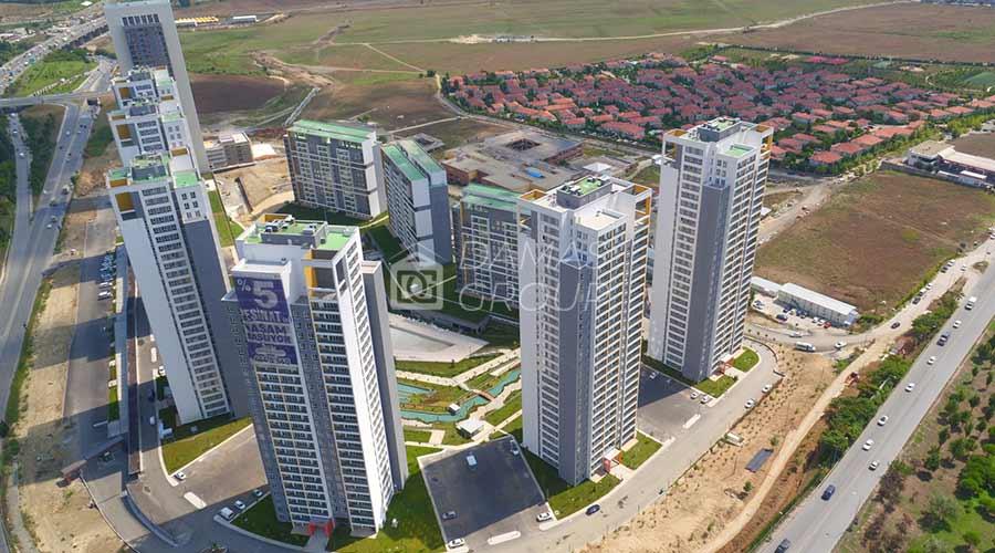 مجمع داماس 126 في اسطنبول  - صورة خارجية  05