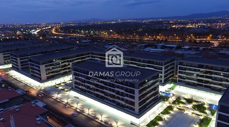مجمع داماس 316 في بورصة  - صورة خارجية  05