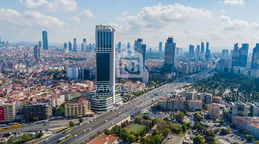 مجمع داماس 183 في اسطنبول  - صورة خارجية  06