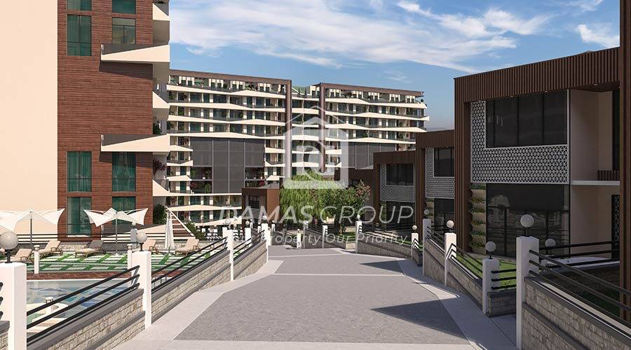 Damas Project D-508 in kocaeli - Exterior picture 06