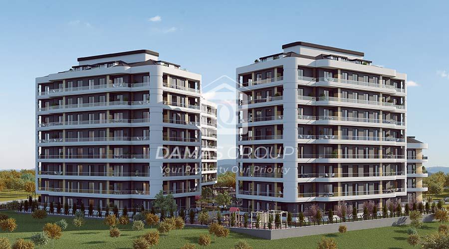 مجمع داماس 233 في اسطنبول  - صورة خارجية  06