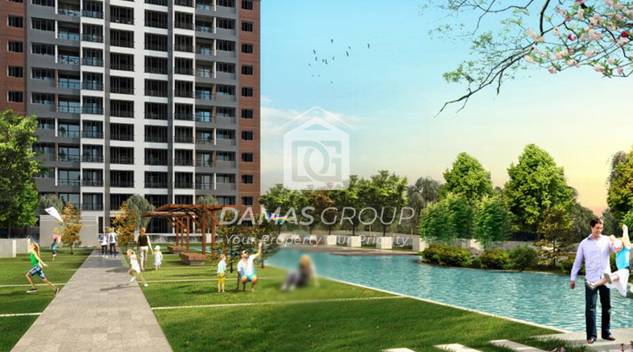 مجمع داماس 209 في اسطنبول  - صورة خارجية  06