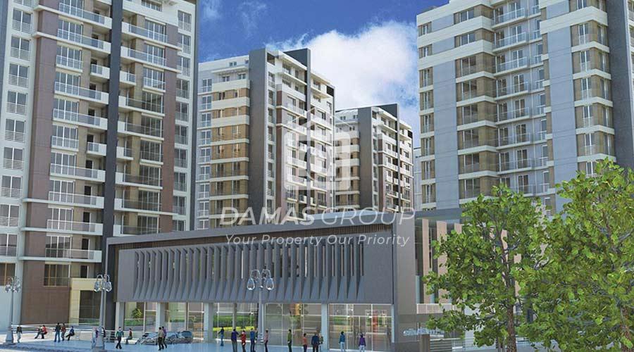 مجمع داماس 239 في اسطنبول  - صورة خارجية  06