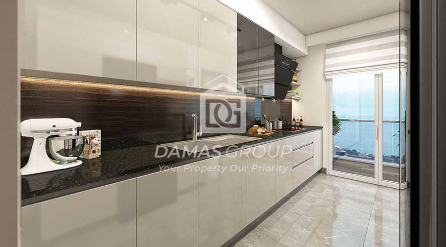 مجمع داماس 299 في اسطنبول  - صورة خارجية  06