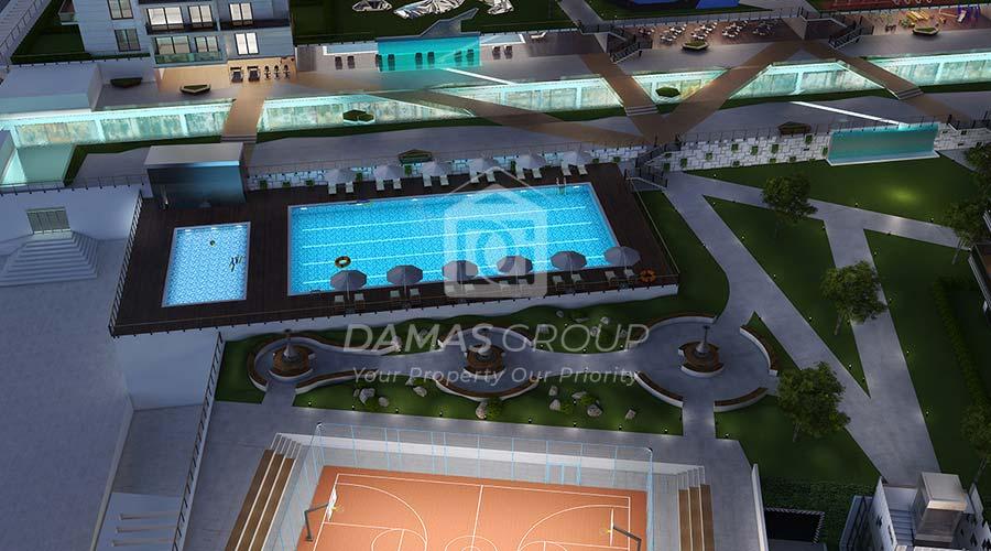 مجمع داماس 191 في اسطنبول  - صورة خارجية  06