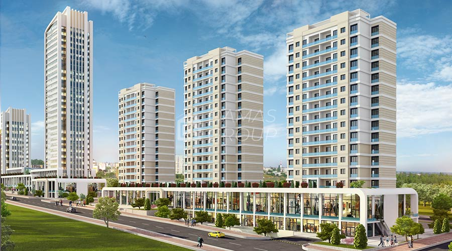 Damas Project D-131 in Istanbul - Exterior picture 06