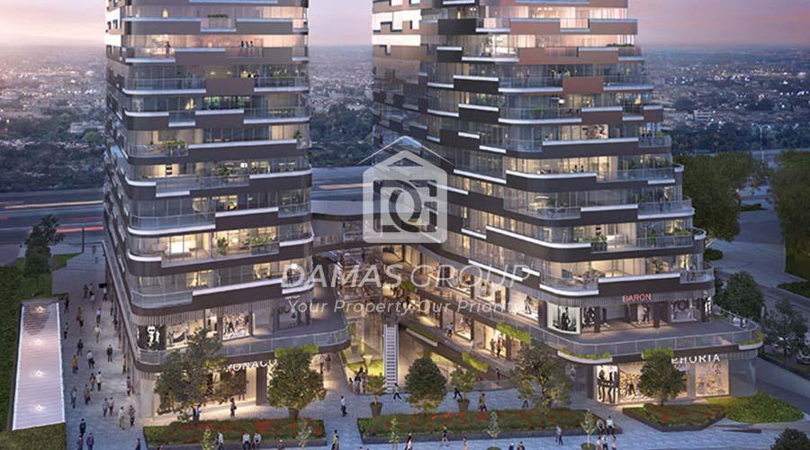مجمع داماس 223 في اسطنبول  - صورة خارجية  06