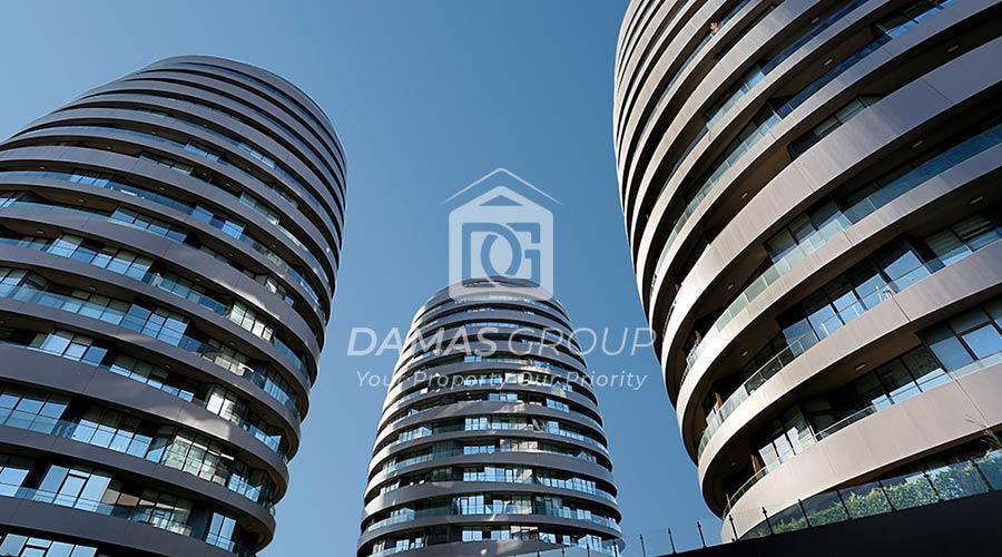 مجمع داماس 293 في اسطنبول  - صورة خارجية  06