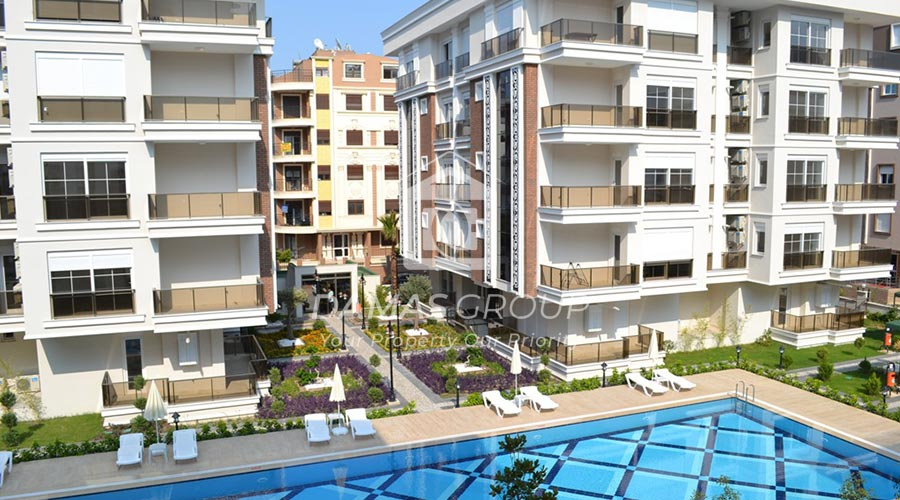 Damas Project D-606 in Antalya - Exterior picture 06