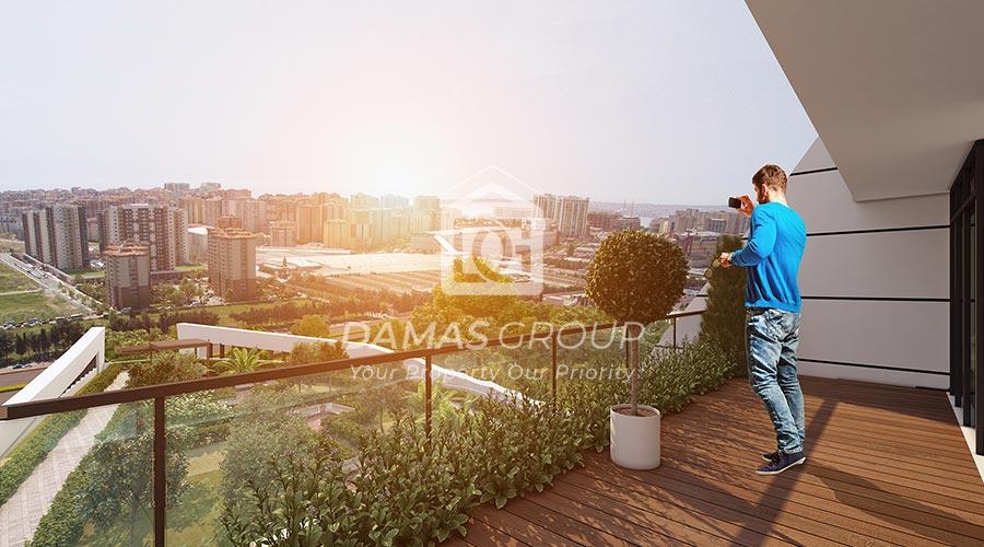 مجمع داماس 274 في اسطنبول  - صورة خارجية  06