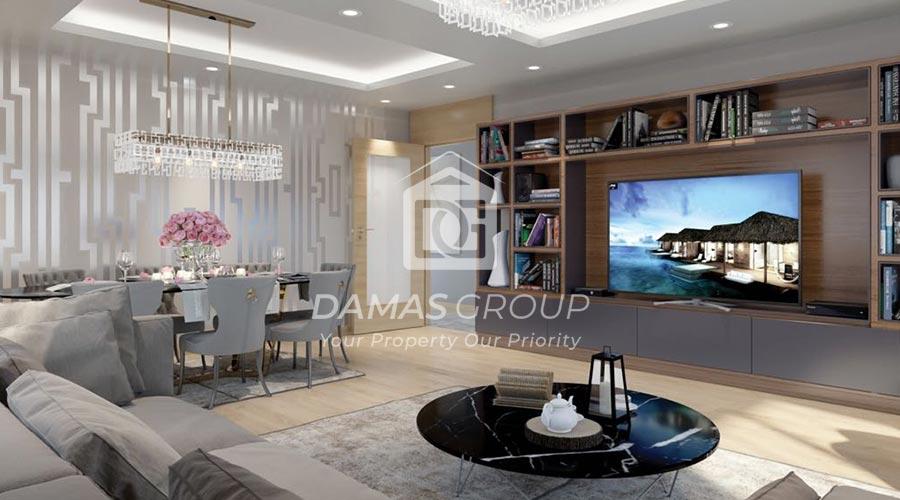 مجمع داماس 211 في اسطنبول  - صورة خارجية  06