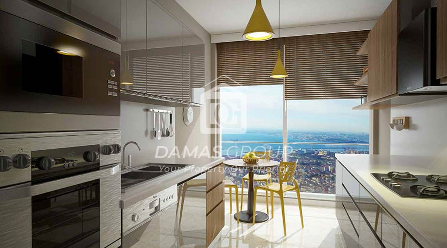 مجمع داماس 271 في اسطنبول  - صورة خارجية  06