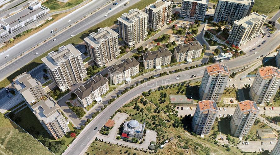 مجمع داماس 026 في اسطنبول  - صورة خارجية  06