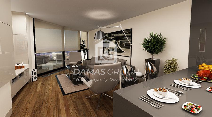 مجمع داماس 231 في اسطنبول  - صورة خارجية  06