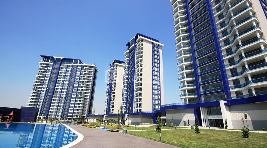 مجمع داماس 118 في اسطنبول  - صورة خارجية  06