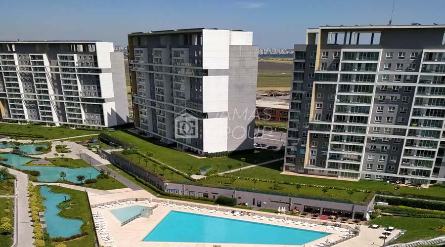 مجمع داماس 126 في اسطنبول  - صورة خارجية  06