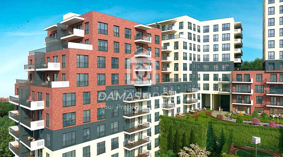 مجمع داماس 242 في اسطنبول  - صورة خارجية  06
