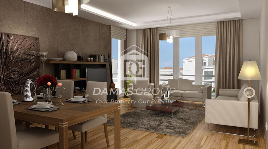 مجمع داماس 218 في اسطنبول  - صورة خارجية  06