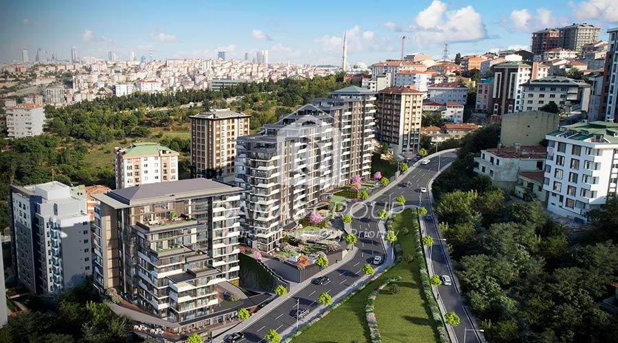 مجمع داماس 241 في اسطنبول  - صورة خارجية  07